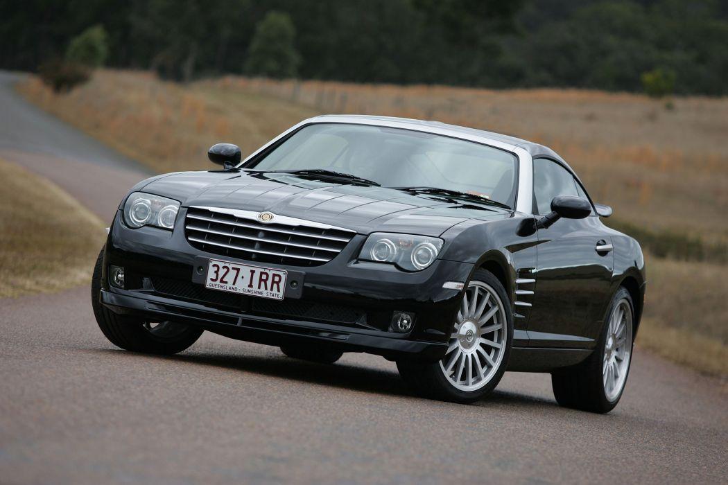 Chrysler Crossfire SRT6 Coupe AU-spec 2005 cars wallpaper