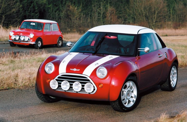 Mini Millennium Concept 1997 cars wallpaper