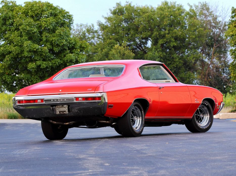1970 Buick GS 455 Stage 1 cars classic wallpaper