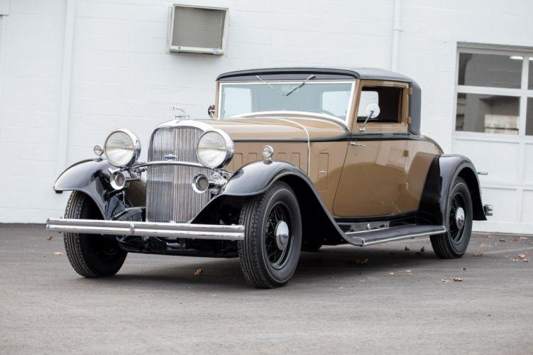 1932 Lincoln Model KB Coupe Judkins cars retro wallpaper