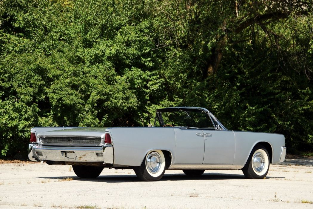 1961 Lincoln Continental Convertible cars classic wallpaper