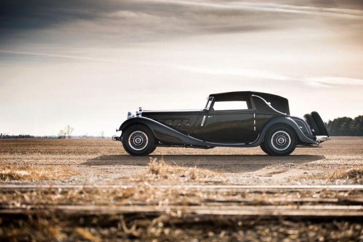 1931 Horch 670 Sport Cabriolet von Glaser cars classic wallpaper