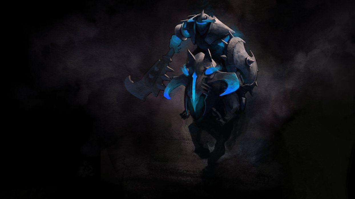 DOTA fantasy mmo online battle arena action fighting warrior wallpaper