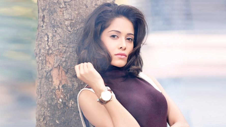 nushrat bharucha bollywood actress model girl beautiful brunette pretty cute beauty sexy hot pose face eyes hair lips smile figure indian wallpaper