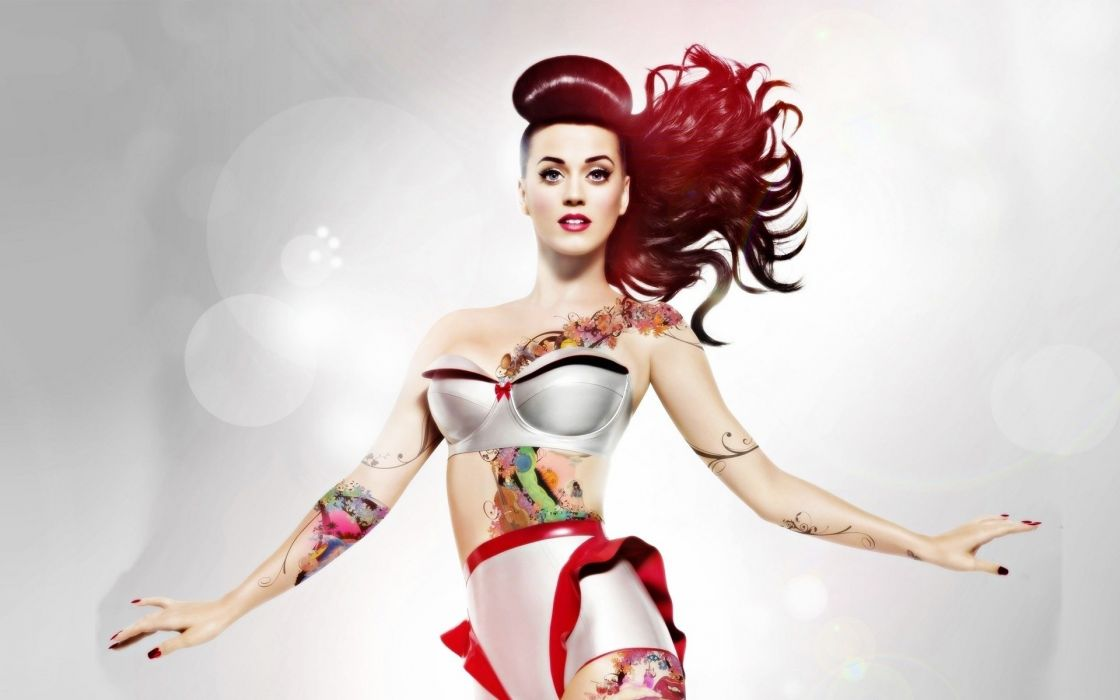 Katy Perry artists singers girls women fashion art beautiful wallpaper