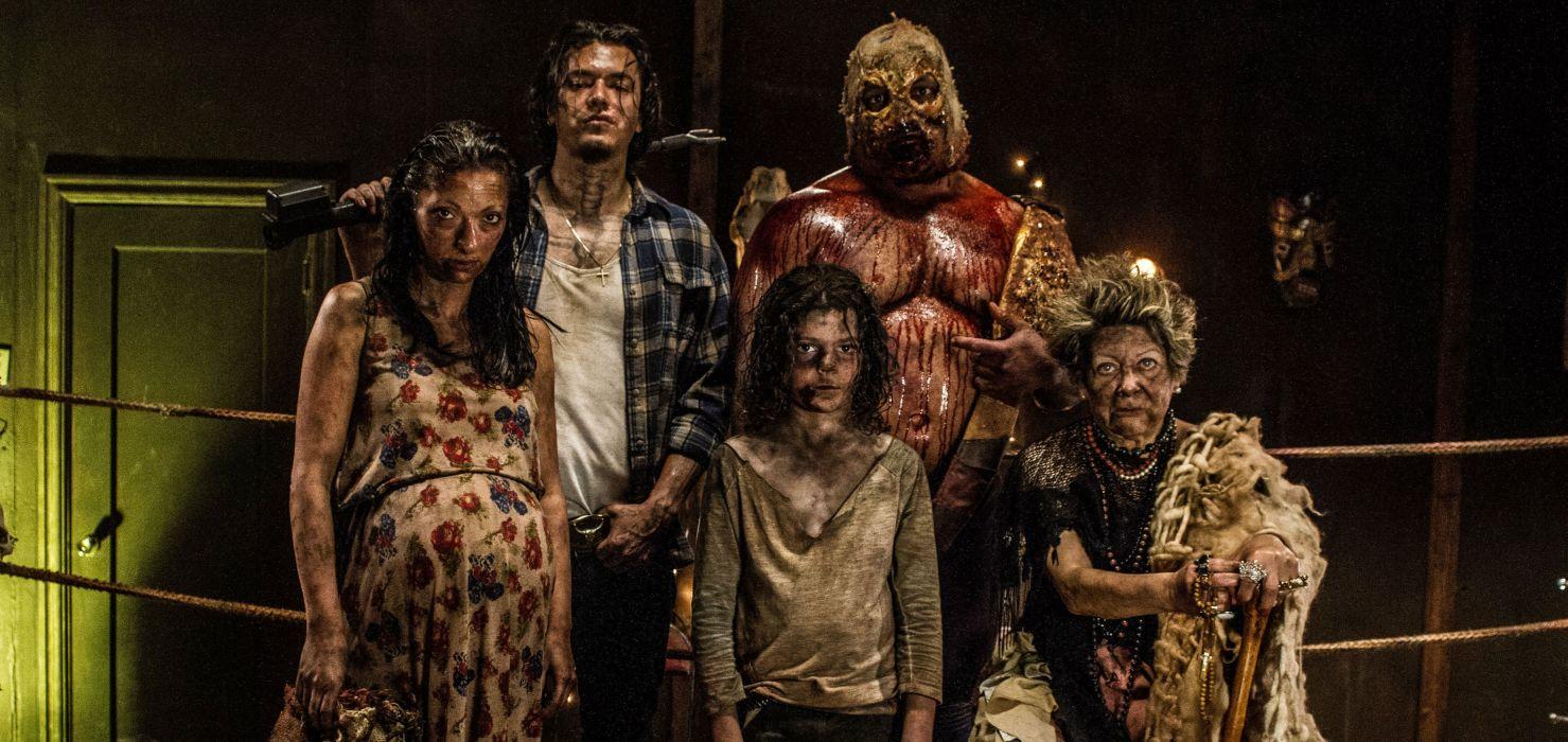 TALES Of HALLOWEEN horror comedy dark wallpaper