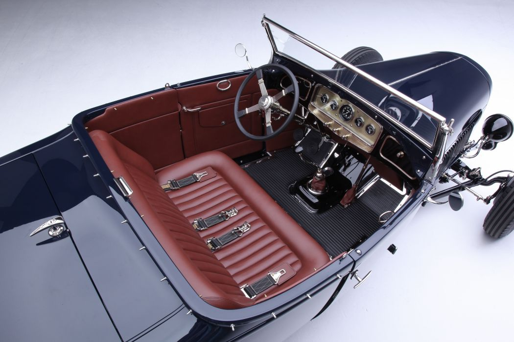 1929 Ford Model-A Roadster Highboy Hotrod Hot Rod Street Rod USA -06 wallpaper