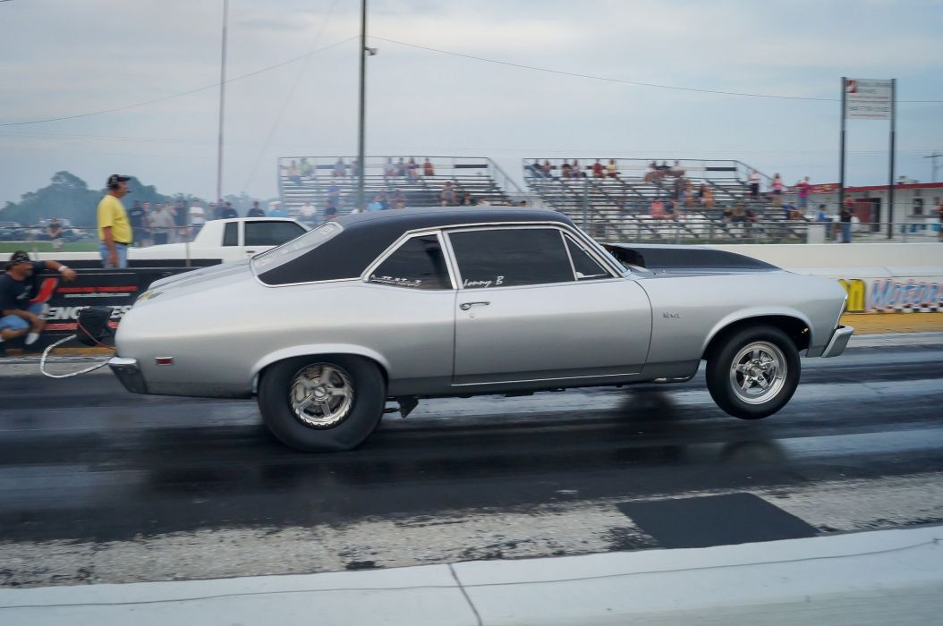 1969 Chevrolet Chevy Nova Super Street Drag Outlaw USA -02 wallpaper