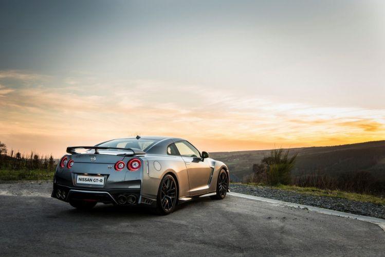 Nissan GT-R (R35) cars godzilla 2016 wallpaper