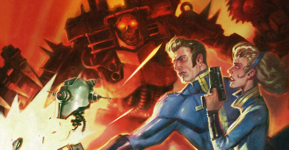 FALLOUT sci-fi warrior action fighting shooter sci-fi futuristic apocalyptic wallpaper