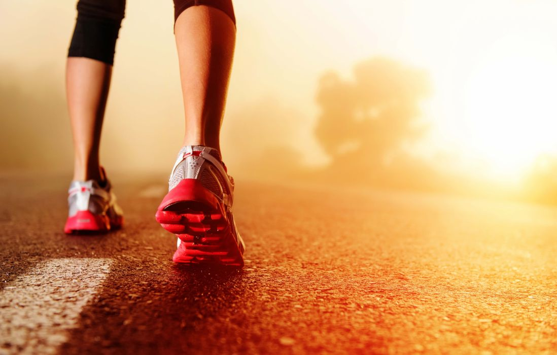 sports running shoes wallpaper
