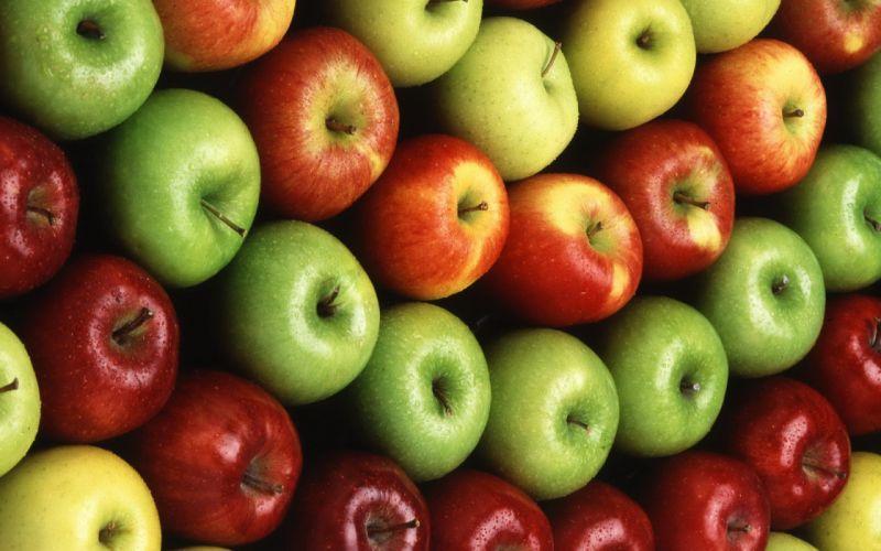 Apple composition apples fruits wallpaper