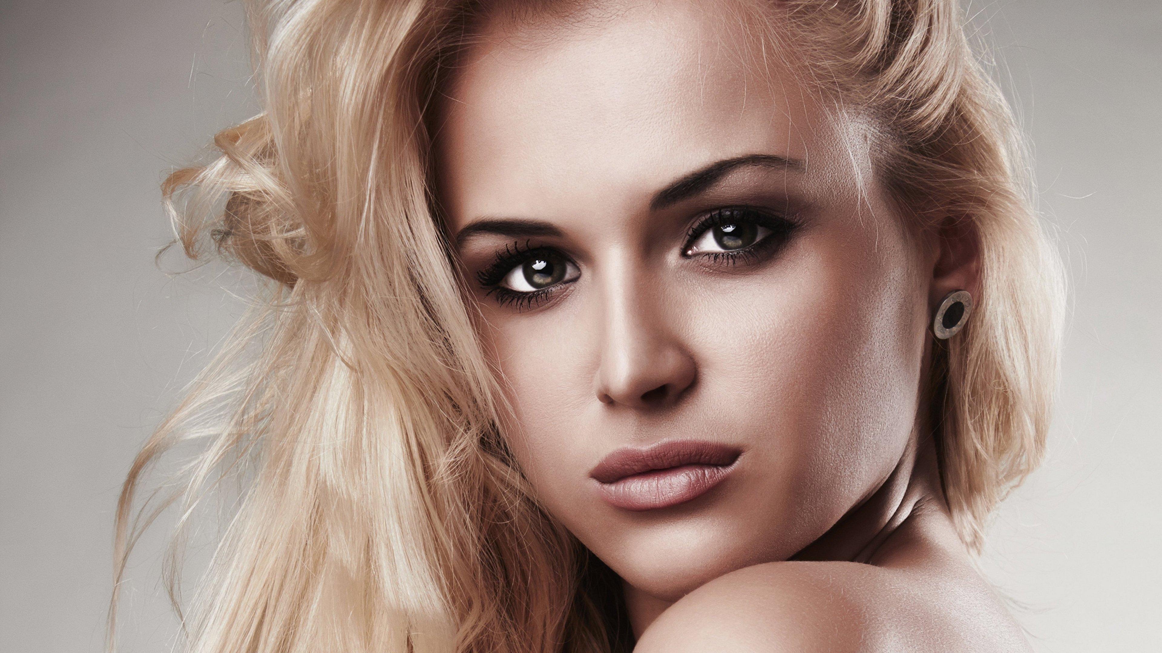 Pretty blonde girls women beautiful blondes wallpaper