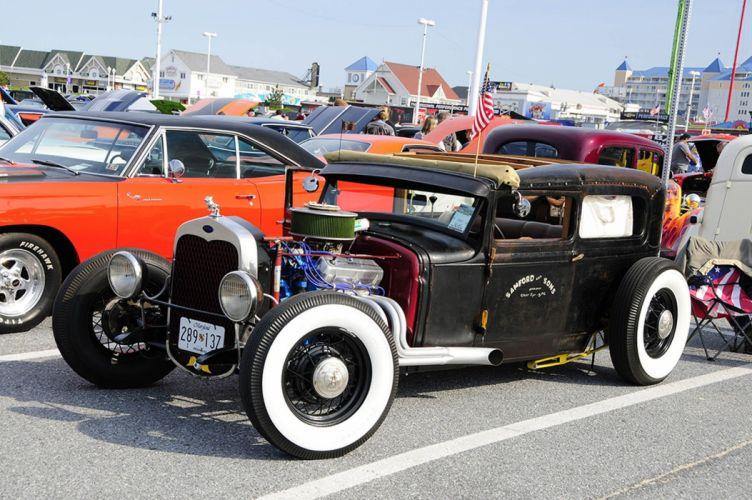 Hot Rods cars usa wallpaper