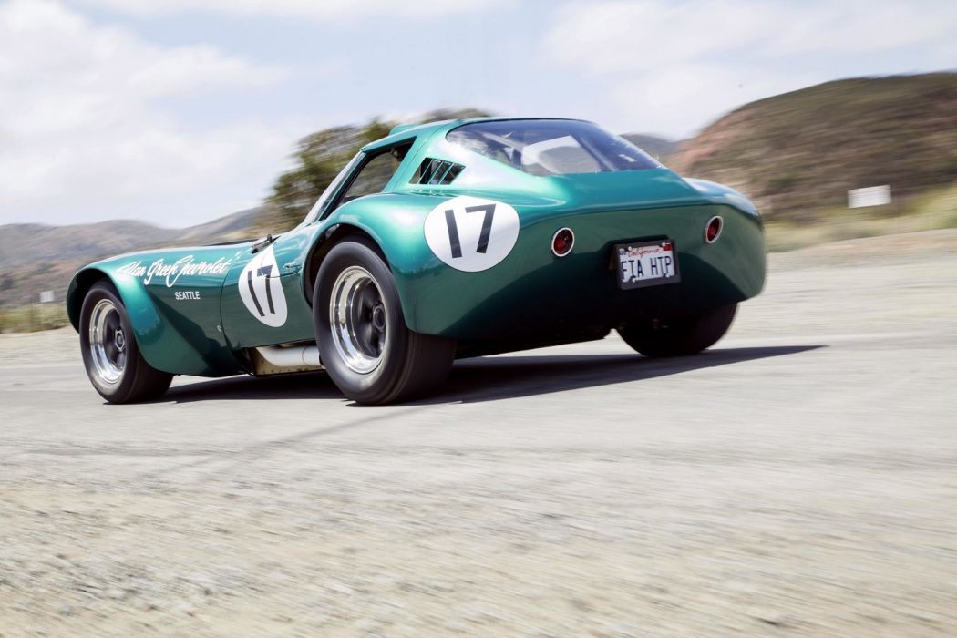 Cheetah Coupe cars racecars 1963 wallpaper