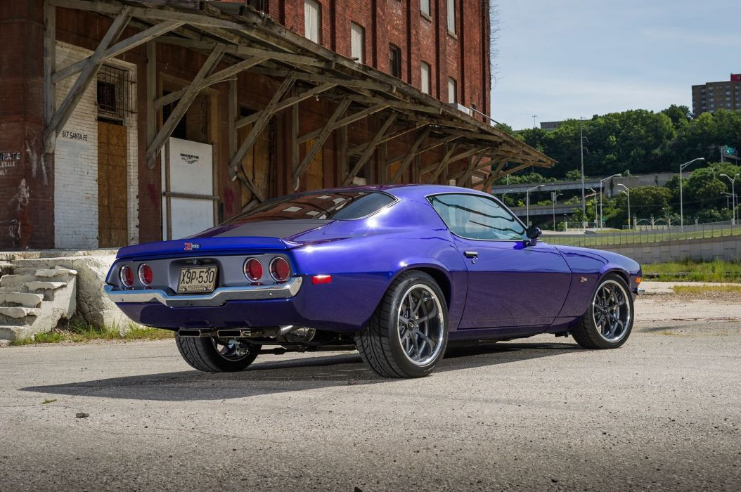 1970 chevy Camaro coupe cars modified wallpaper