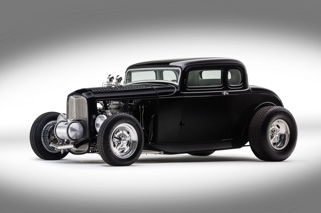 1932 Ford Coupe hot rod wallpaper | 2048x1360 | 966608 | WallpaperUP