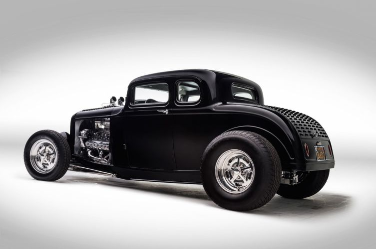 1932 Ford Coupe hot rod wallpaper