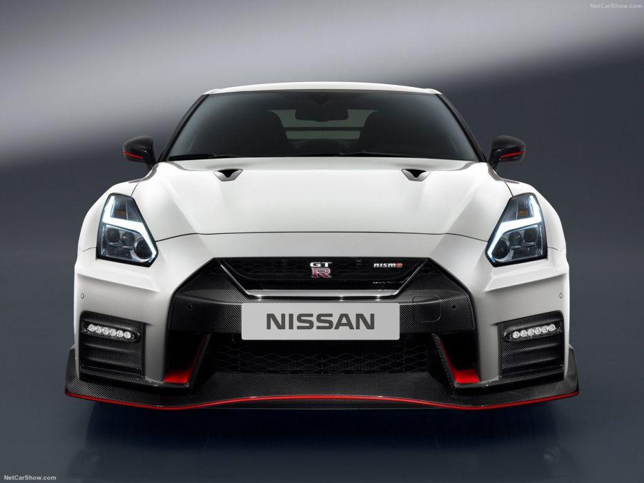 Nissan 2017 GT-R Nismo cars godzilla wallpaper