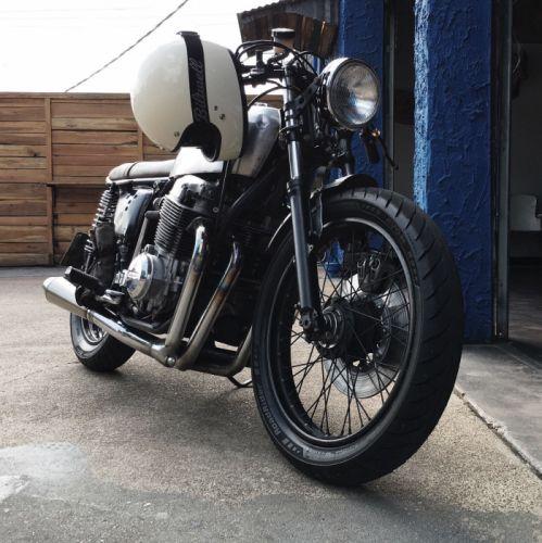 CAFE RACER motorbike custom bike motorcycle wallpaper
