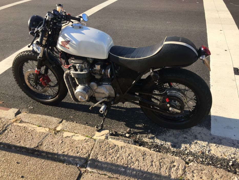 CAFE RACER motorbike custom bike motorcycle wallpaper