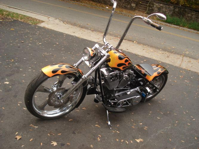 CHOPPER motorbike tuning custom bike motorcycle hot rod rods wallpaper