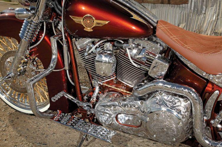 LOWRIDER motorbike tuning custom bike motorcycle hot rod rods chopper bagger harley davidson wallpaper