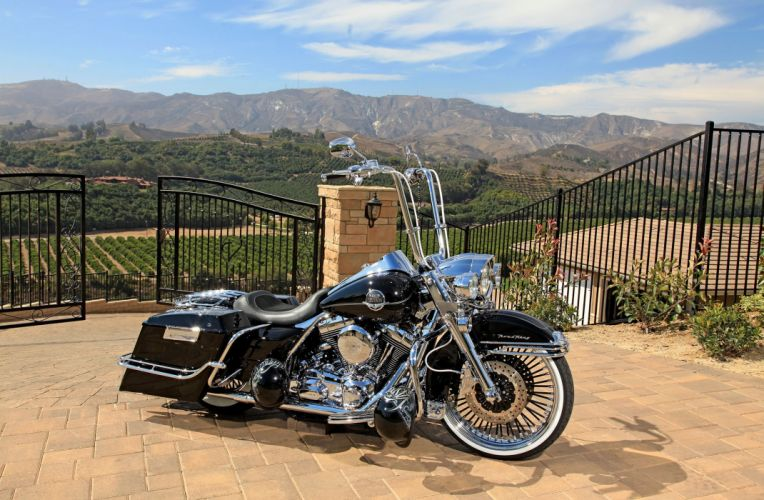 Lowrider Motorbike Tuning Custom Bike Motorcycle Hot Rod Rods