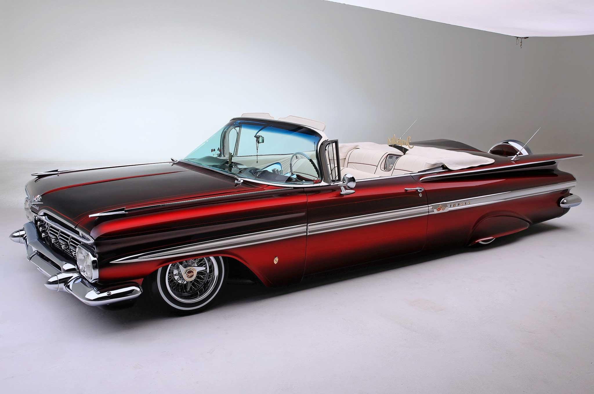 1959 chevrolet impala for sale hemmings motor news autos for Newspaper wallpaper for sale