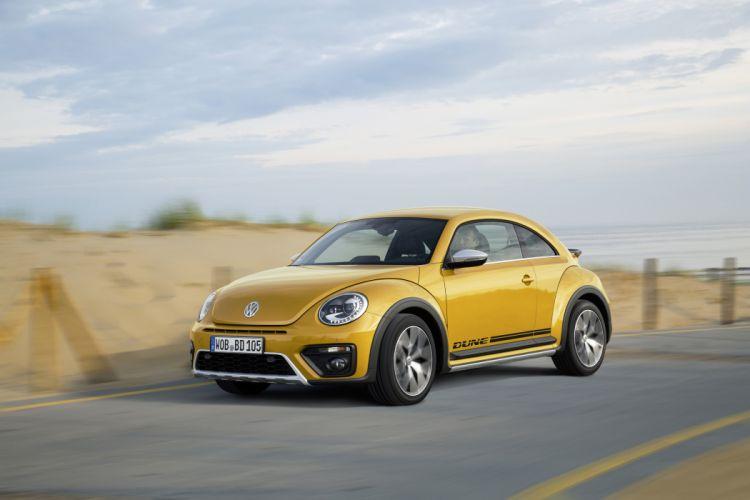 Volkswagen Beetle Dune cars 2016 wallpaper