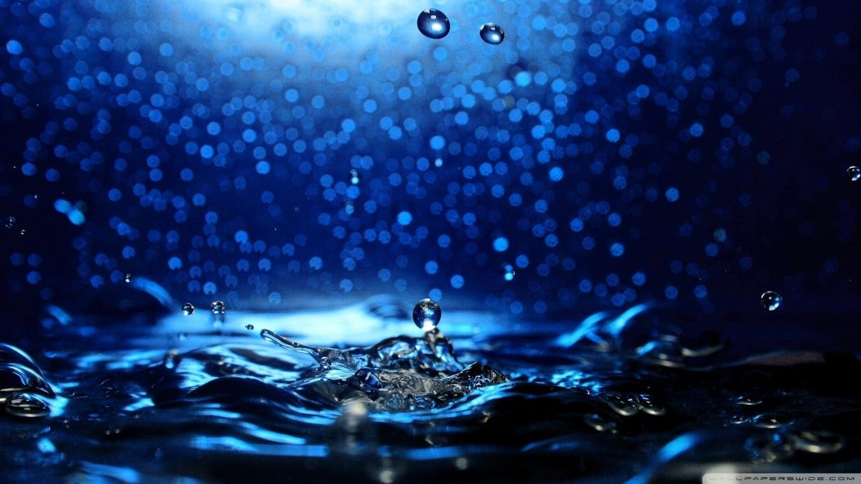 lluvias naturaleza agua gotas wallpaper