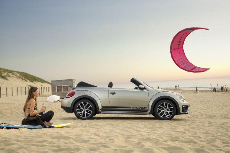 Volkswagen Beetle Dune convertible cars 2016 wallpaper