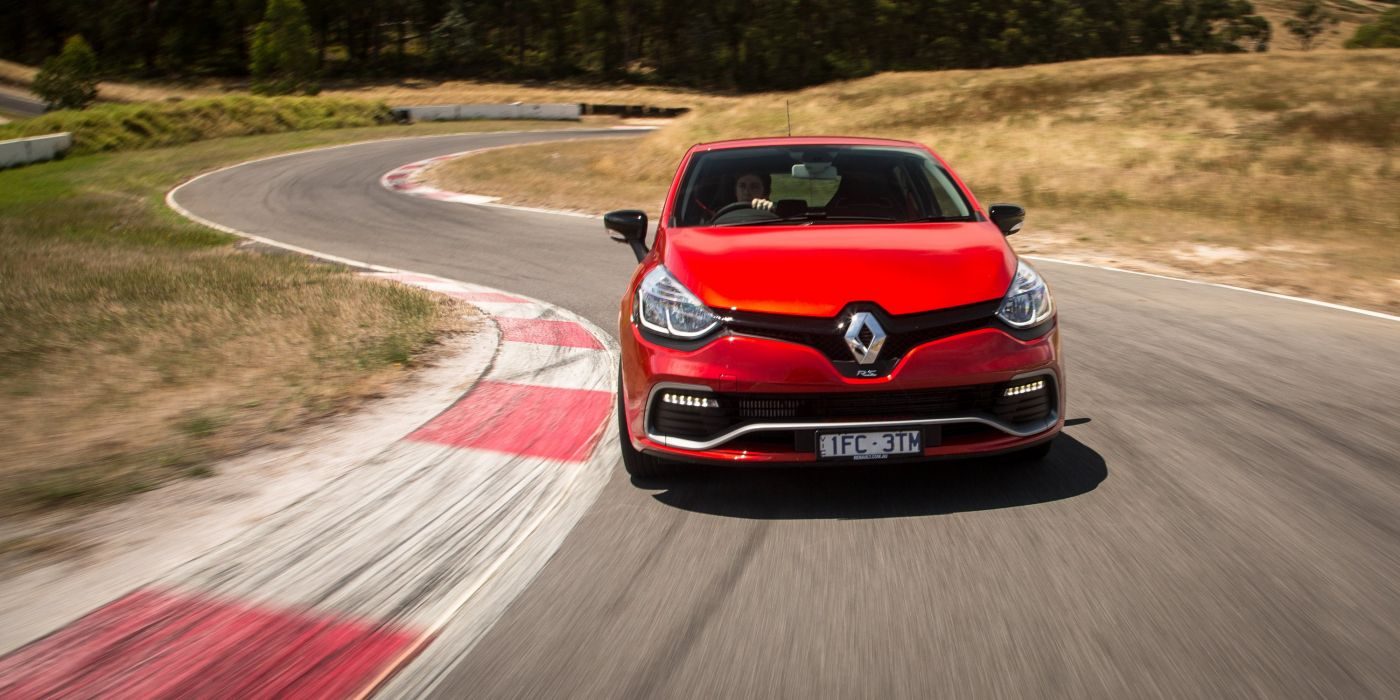 Renault Clio R S 220 Trophy AU-spec cars 2016  wallpaper