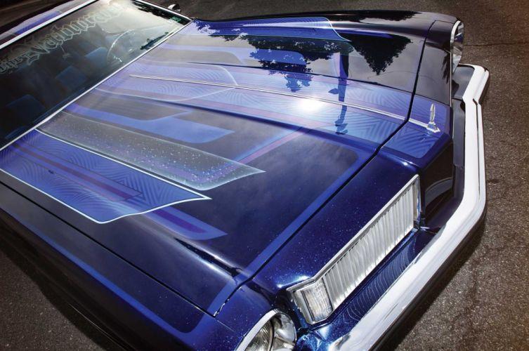 1975 OLDSMOBILE CUTLASS custom tuning hot rods rod gangsta lowrider wallpaper