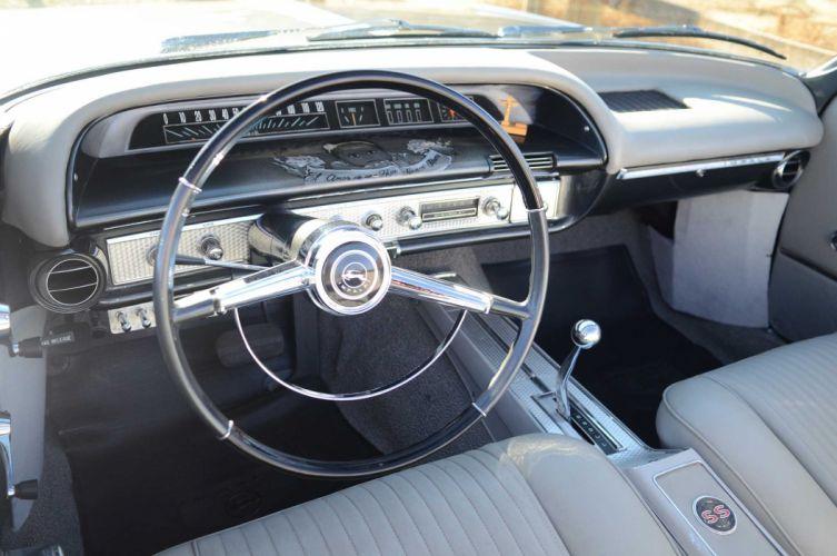 1964 chevrolet impala ss convertible custom tuning hot rods rod gangsta lowrider wallpaper