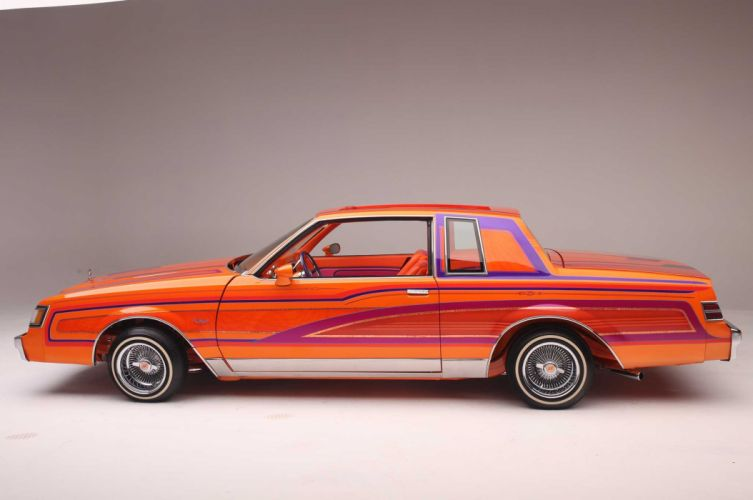 1985 BUICK REGAL custom tuning hot rods rod gangsta lowrider wallpaper