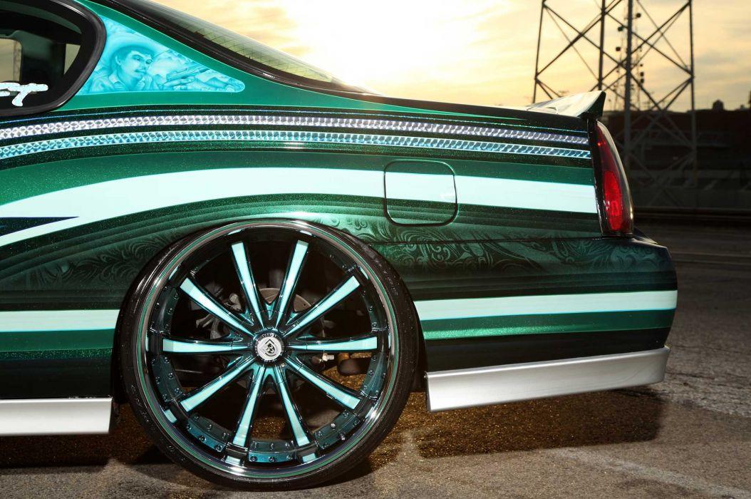 2005 CHEVROLET MONTE CARLO custom tuning hot rods rod gangsta lowrider wallpaper