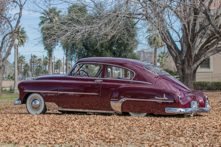 1952 chevrolet fleetline custom tuning hot rods rod gangsta lowrider wallpaper