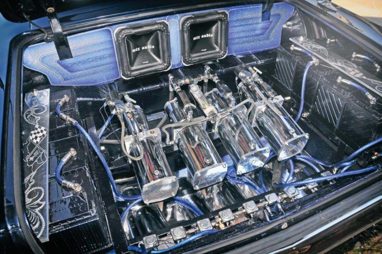 1964 chevrolet impala super sport custom tuning hot rods rod gangsta lowrider wallpaper