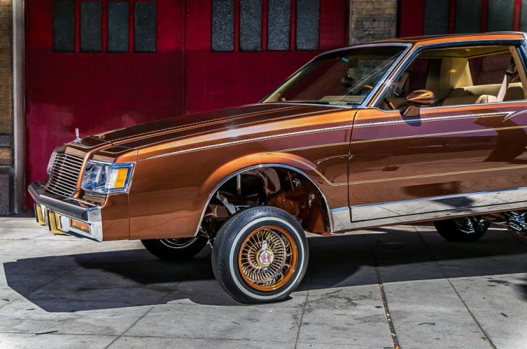 1985 BUICK REGAL custom tuning hot rods rod gangsta lowrider wallpaper