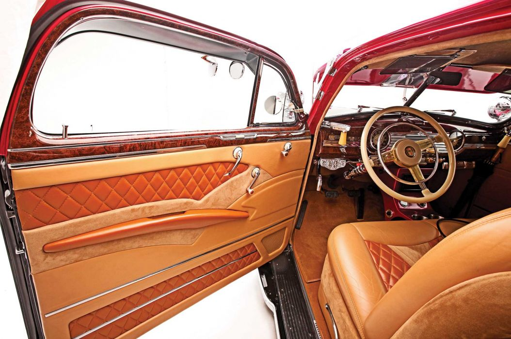 1948 CHEVROLET FLEETLINE custom tuning hot rods rod gangsta lowrider wallpaper