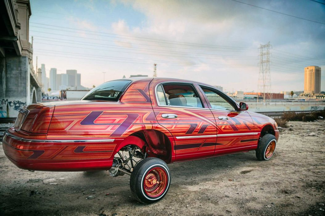 2000 Lincoln Town Car Custom Tuning Hot Rods Rod Gangsta Lowrider