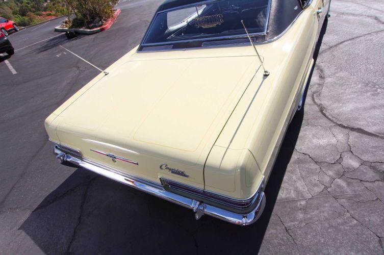 1966 Chevrolet Caprice custom tuning hot rods rod gangsta lowrider wallpaper
