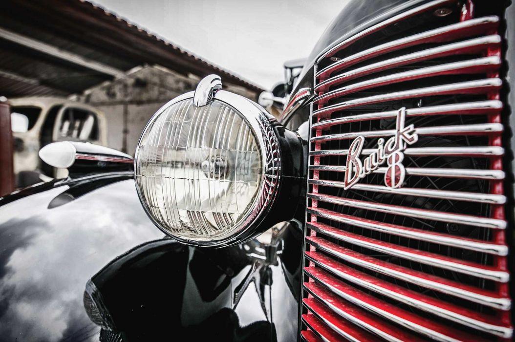1937 Buick Special custom tuning hot rods rod gangsta lowrider wallpaper