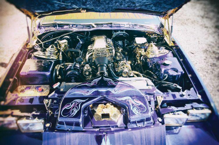 1989 Chevrolet Camaro IROC-Z custom tuning hot rods rod gangsta lowrider wallpaper