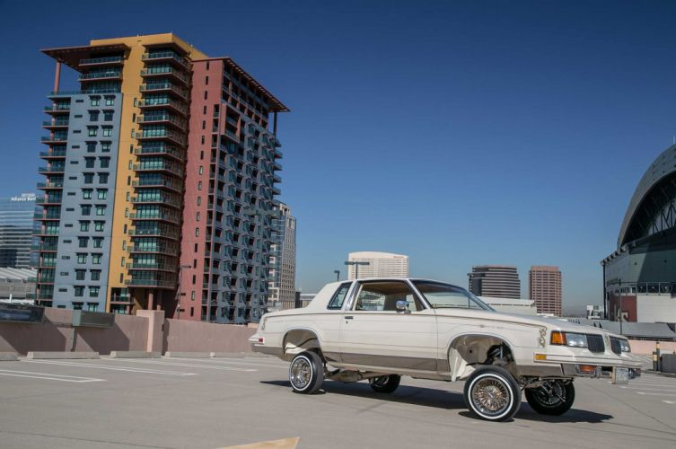 1985 OLDSMOBILE CUTLASS SUPREME custom tuning hot rods rod gangsta lowrider wallpaper