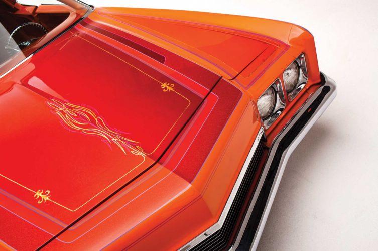 1972 CHEVROLET CAPRICE custom tuning hot rods rod gangsta lowrider wallpaper