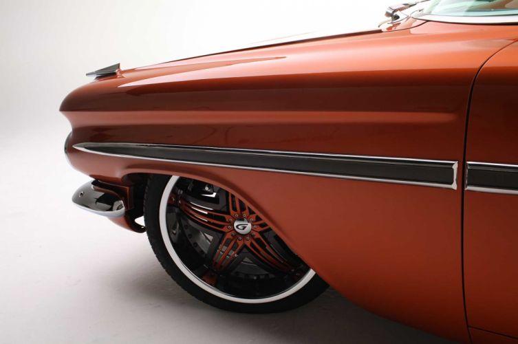 1959 CHEVROLET BEL AIR custom tuning hot rods rod gangsta lowrider wallpaper