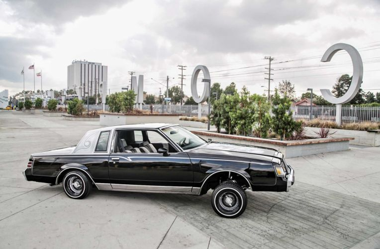 1984 BUICK REGAL custom tuning hot rods rod gangsta lowrider wallpaper