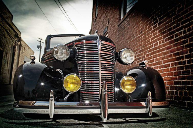 1938 CHEVROLET CABRIOLET custom tuning hot rods rod gangsta lowrider wallpaper